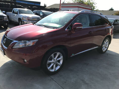 2010 Lexus RX 350 for sale at Auto Emporium in Wilmington CA