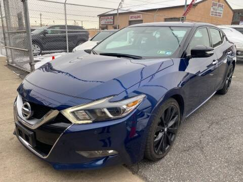 2017 Nissan Maxima for sale at The PA Kar Store Inc in Philladelphia PA