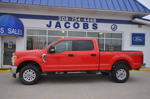 2017 Ford F-250 Super Duty for sale at Jacobs Ford in Saint Paul NE