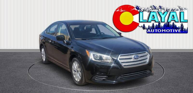 2016 Subaru Legacy for sale at Layal Automotive in Englewood CO