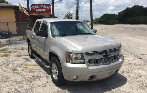 2007 Chevrolet Avalanche for sale at Quality Auto Group in San Antonio TX