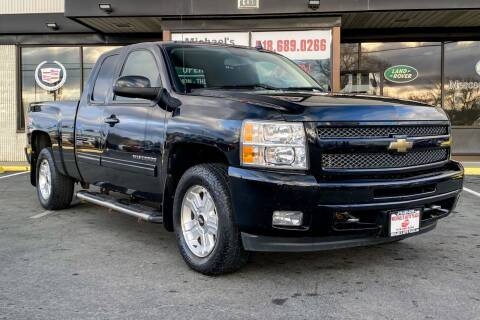 2011 Chevrolet Silverado 1500 for sale at Michaels Auto Plaza in East Greenbush NY