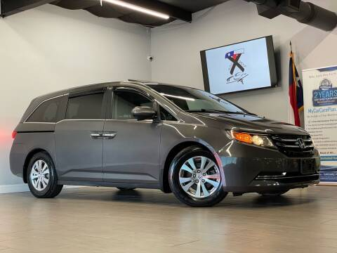 2015 Honda Odyssey for sale at TX Auto Group in Houston TX
