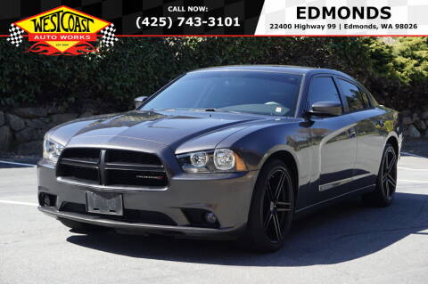 2014 Dodge Charger for sale at West Coast Auto Works in Edmonds WA