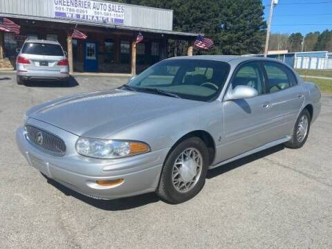 2003 Buick LeSabre for sale at Greenbrier Auto Sales in Greenbrier AR