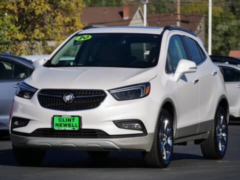 2020 Buick Encore for sale at CLINT NEWELL USED CARS in Roseburg OR