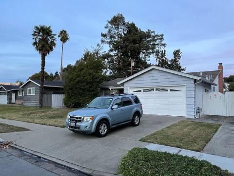2008 Ford Escape Hybrid for sale at Blue Eagle Motors in Fremont CA