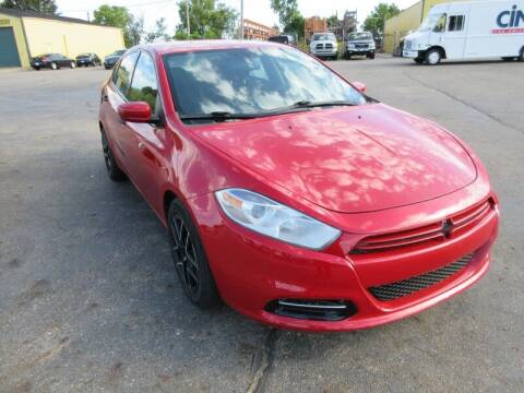 2013 Dodge Dart for sale at RPM AUTO SALES in Lansing MI
