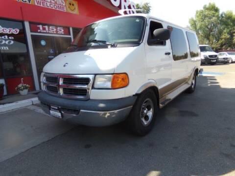 2003 Dodge Ram Van for sale at Phantom Motors in Livermore CA