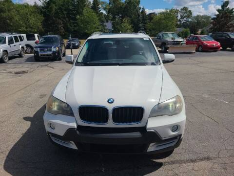 2008 BMW X5 for sale at All State Auto Sales, INC in Kentwood MI