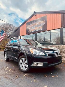 2012 Subaru Outback for sale at Harborcreek Auto Gallery in Harborcreek PA