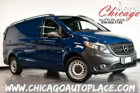 2016 Mercedes-Benz Metris for sale at Chicago Auto Place in Bensenville IL