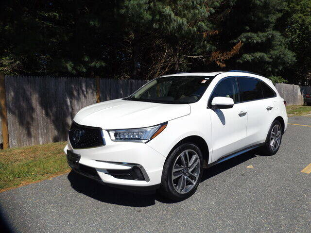 2018 Acura MDX for sale at Wayland Automotive in Wayland MA