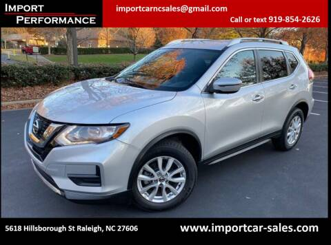 2017 Nissan Rogue for sale at Import Performance Sales in Raleigh NC