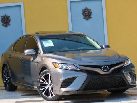 2018 Toyota Camry for sale at Paradise Motor Sports LLC in Lexington KY