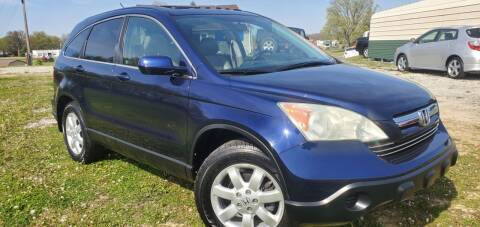 2009 Honda CR-V for sale at Sinclair Auto Inc. in Pendleton IN