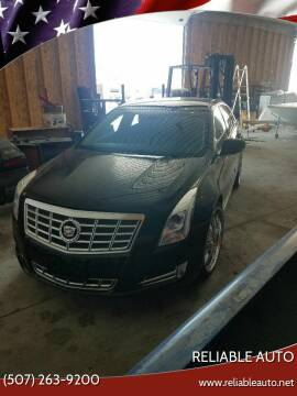 2015 Cadillac XTS for sale at Reliable Auto in Cannon Falls MN