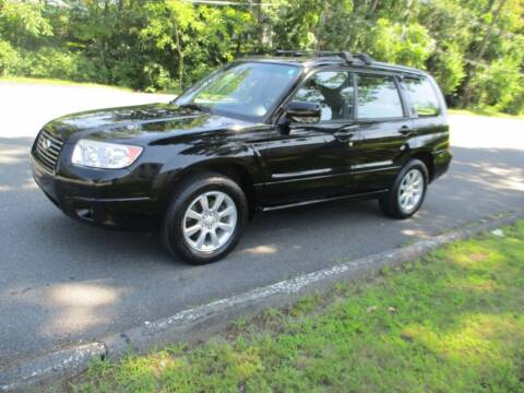 2007 Subaru Forester for sale at Route 16 Auto Brokers in Woburn MA