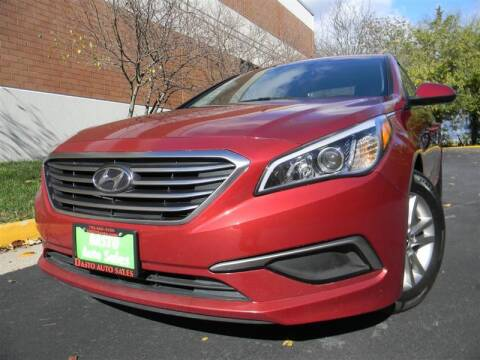2016 Hyundai Sonata for sale at Dasto Auto Sales in Manassas VA