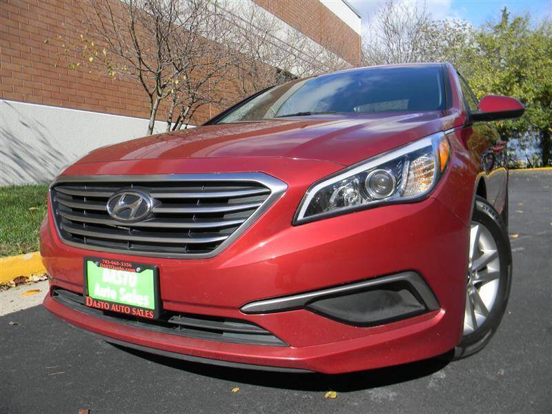 2016 Hyundai Sonata for sale at Dasto Auto Sales in Manassas VA