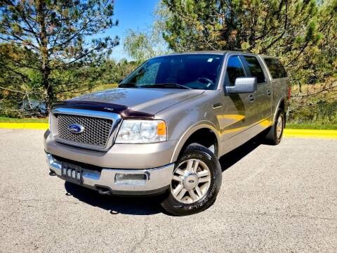 2005 Ford F-150 for sale at Excalibur Auto Sales in Palatine IL