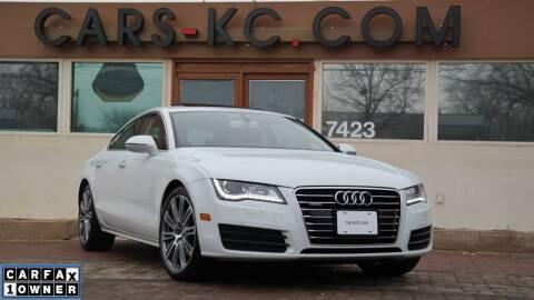 2014 Audi A7 for sale at Cars-KC LLC in Overland Park KS