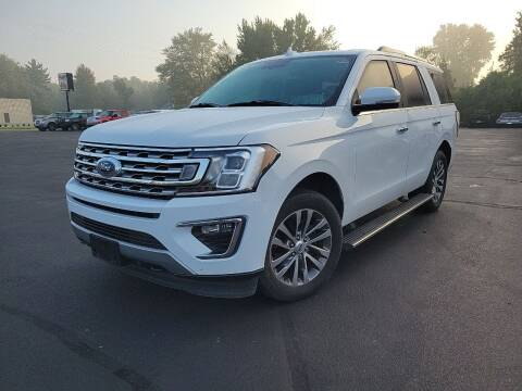 2018 Ford Expedition for sale at Cruisin' Auto Sales in Madison IN