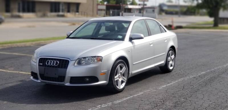 2008 Audi A4 for sale at Vision Motorsports in Tulsa OK