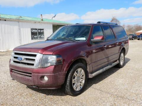 2011 Ford Expedition EL for sale at Low Cost Cars in Circleville OH