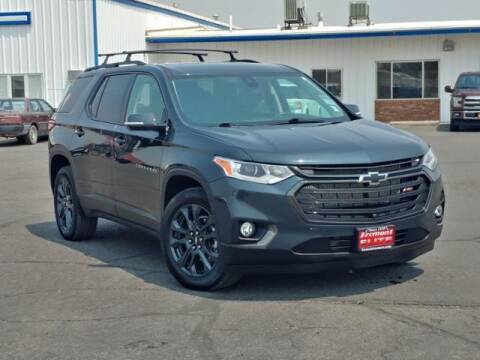 2020 Chevrolet Traverse for sale at Rocky Mountain Commercial Trucks in Casper WY