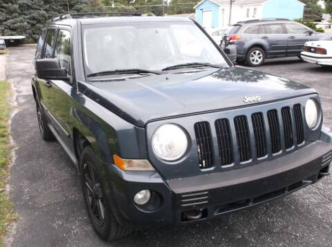 2007 Jeep Patriot for sale at Straight Line Motors LLC in Fort Wayne IN