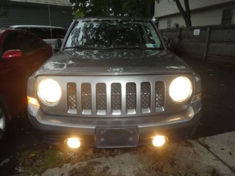 2012 Jeep Patriot for sale at Wheels and Deals in Springfield MA