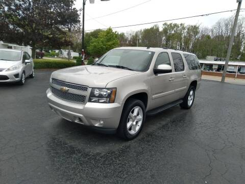 2007 Chevrolet Suburban for sale at Keens Auto Sales in Union City OH