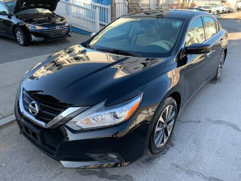 2017 Nissan Altima for sale at DARS AUTO LLC in Schenectady NY