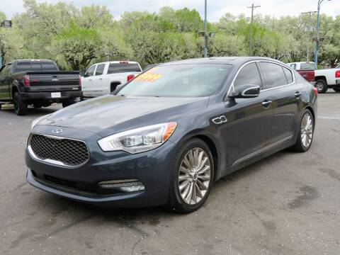 2015 Kia K900 for sale at Low Cost Cars North in Whitehall OH