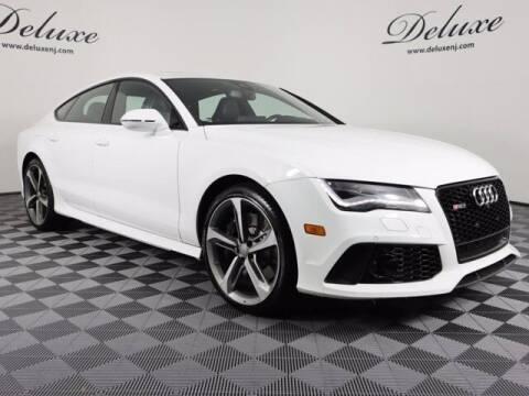 2015 Audi RS 7 for sale at DeluxeNJ.com in Linden NJ