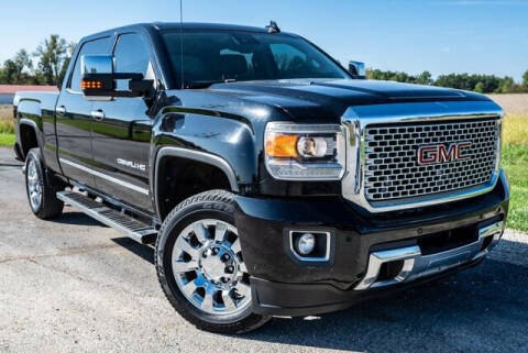 2015 GMC Sierra 2500HD for sale at Fruendly Auto Source in Moscow Mills MO