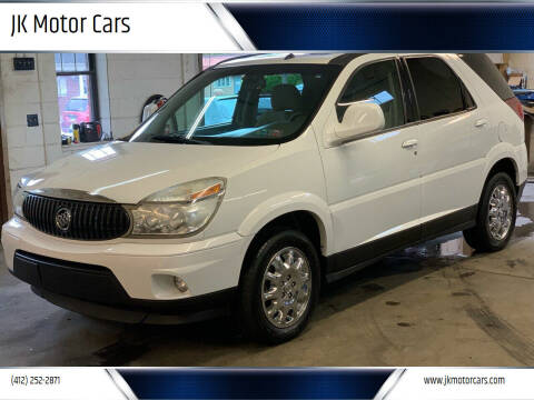 2007 Buick Rendezvous for sale at JK Motor Cars in Pittsburgh PA