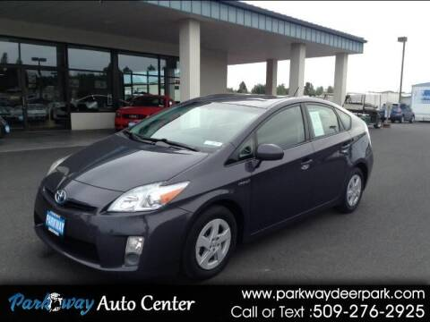 2011 Toyota Prius for sale at PARKWAY AUTO CENTER AND RV in Deer Park WA