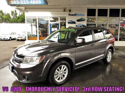 2015 Dodge Journey for sale at Powell Motors Inc in Portland OR