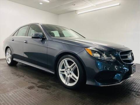 2014 Mercedes-Benz E-Class for sale at Champagne Motor Car Company in Willimantic CT