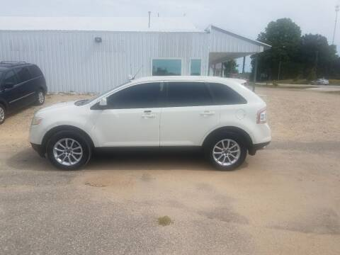 2009 Ford Edge for sale at Steve Winnie Auto Sales in Edmore MI