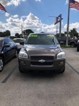 2008 Chevrolet Uplander for sale at DAN'S DEALS ON WHEELS in Davie FL