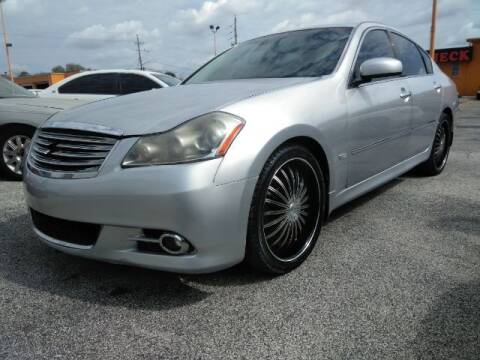 2009 Infiniti M35 for sale at JacksonvilleMotorMall.com in Jacksonville FL