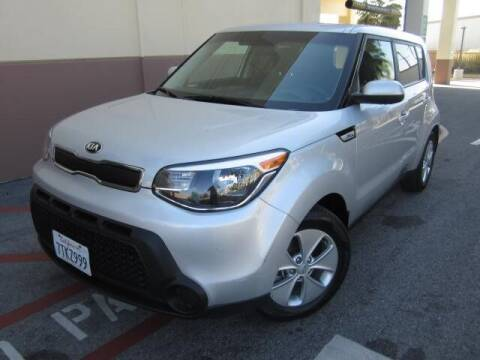 2016 Kia Soul for sale at PREFERRED MOTOR CARS in Covina CA