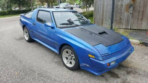 1989 Chrysler Conquest for sale at Classic Car Deals in Cadillac MI
