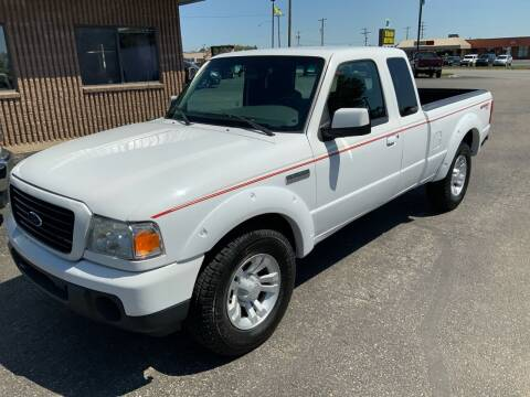 2008 Ford Ranger for sale at Stein Motors Inc in Traverse City MI