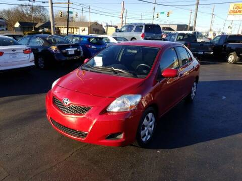 2012 Toyota Yaris for sale at Rucker's Auto Sales Inc. in Nashville TN