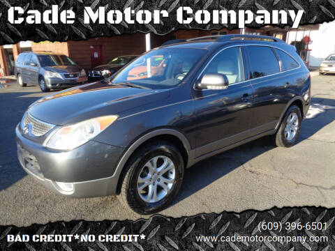 2011 Hyundai Veracruz for sale at Cade Motor Company in Lawrenceville NJ