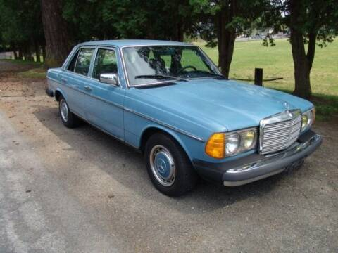 1982 Mercedes-Benz 240-Class for sale at M Motors in Shoreline WA